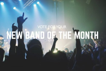 new band of the month vote