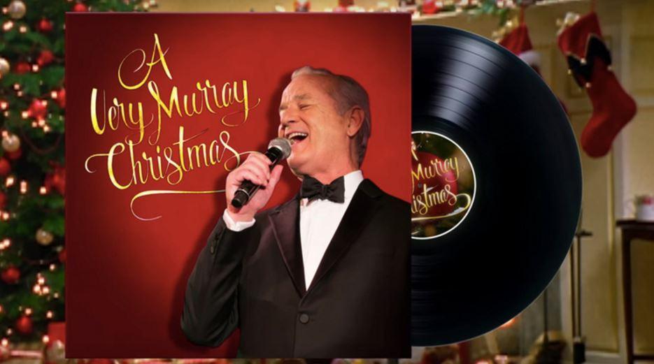 A Very Murray Christmas.New A Very Murray Christmas Trailer Released