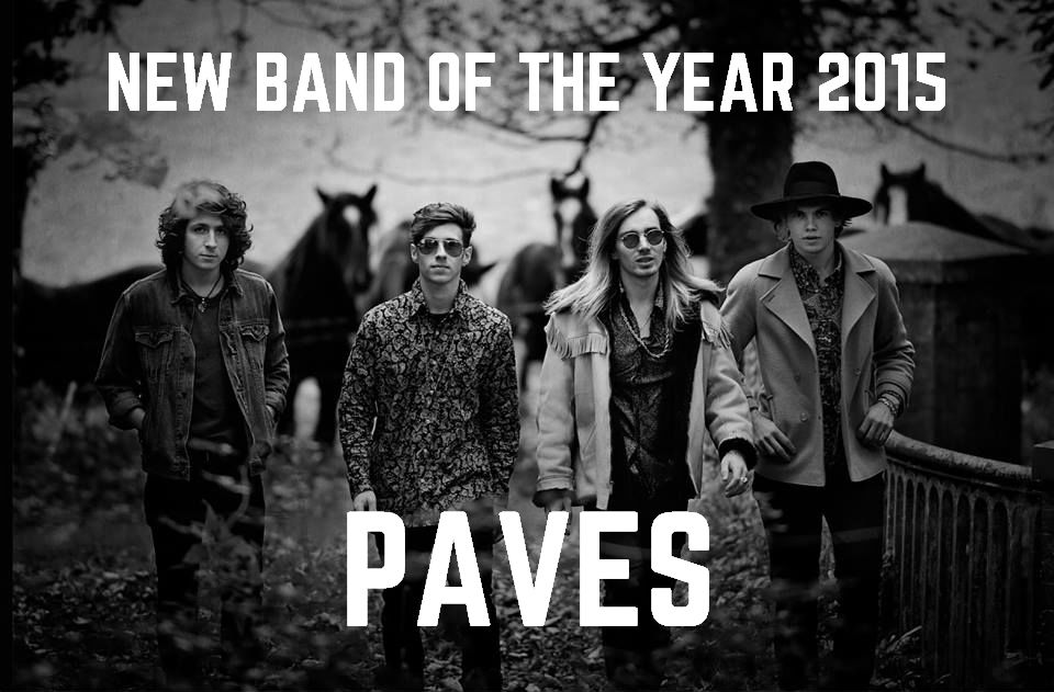 paves new band of the year 2015