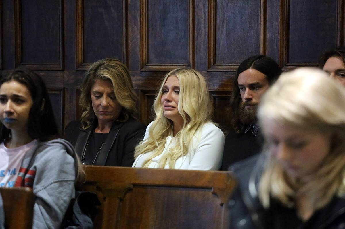 kesha legal battle