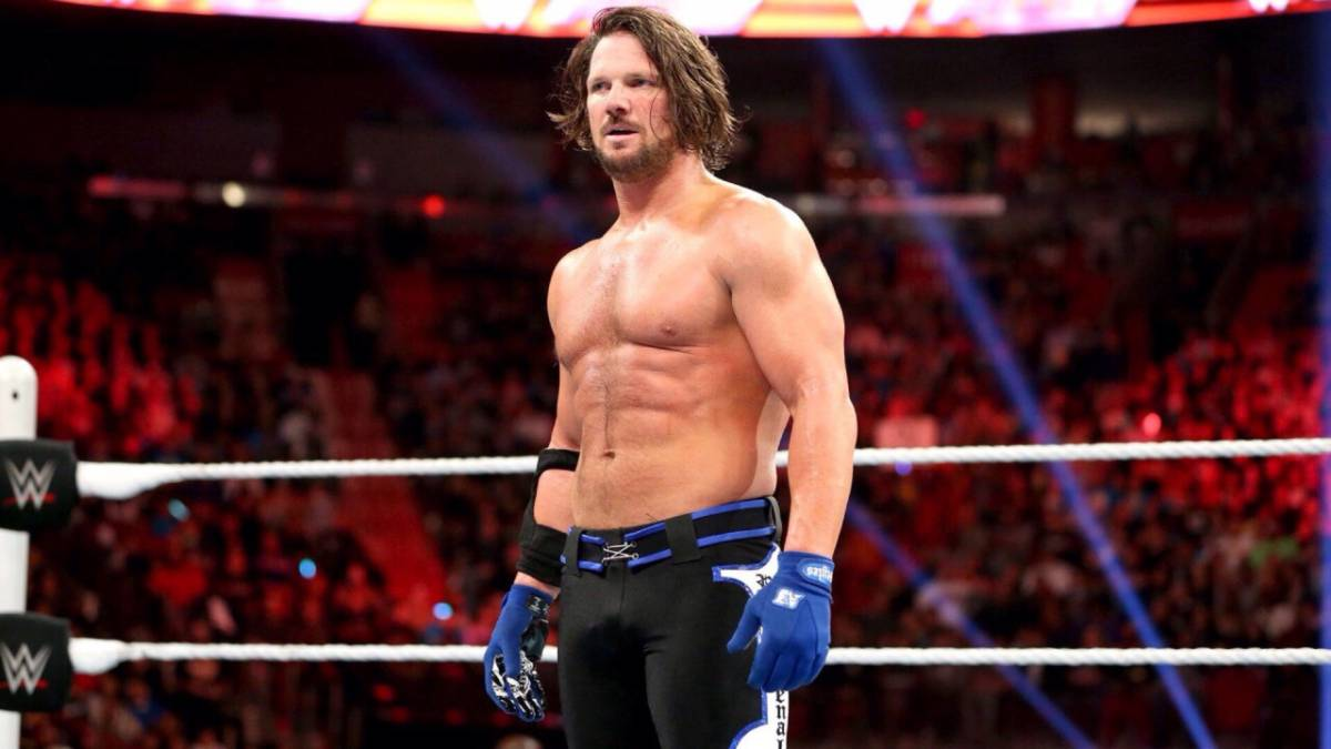 The Phenomenal A.J. Styles