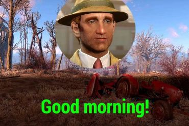 Fallout 4 prank call