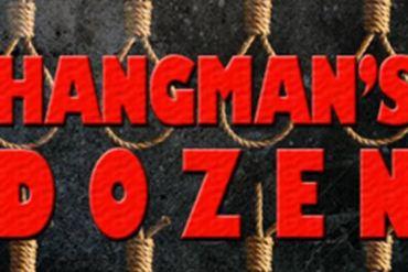 Hangman's Dozen