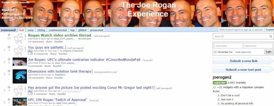 Joe Rogan 2