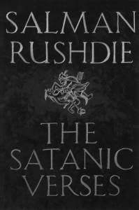Cover of The Satanic Verses