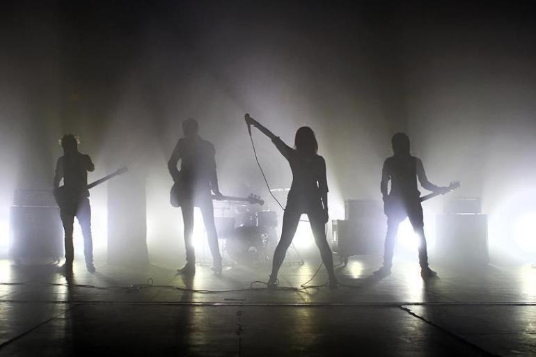 band lights