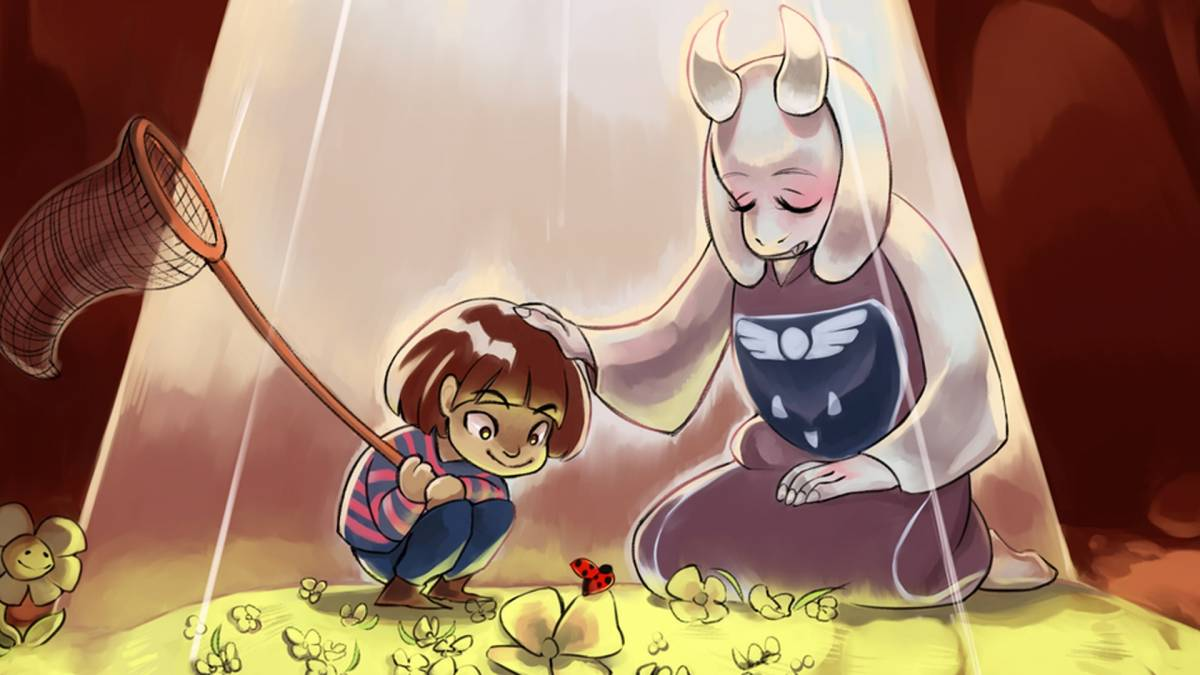 Undertale season 2