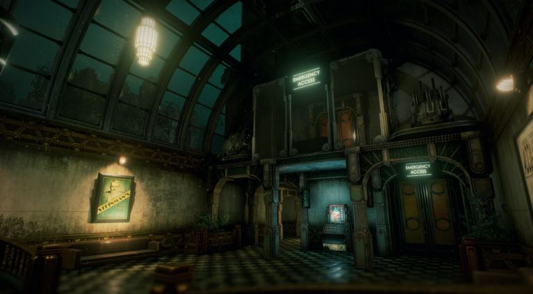 Bioshock Environment Recreated in Unreal Engine 4 is Beautiful