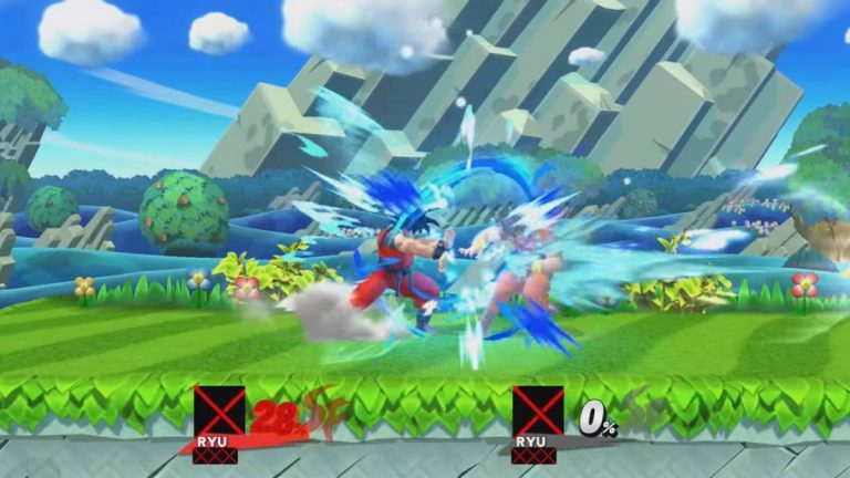 Goku Smashes His Way Onto Super Smash Bros  with This Mod