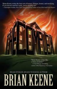 Cover Art for The Complex by Brian Keene