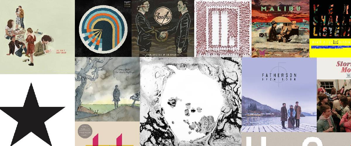 24 Best Albums of 2016 (So Far) | Cultured Vultures