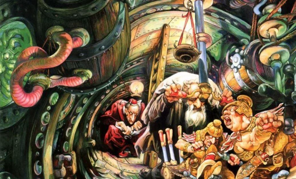 Jingo Discworld
