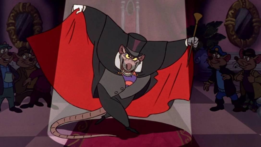 Vincent Price Mouse Detective
