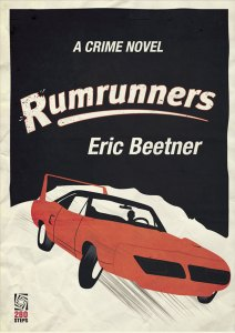 Rumrunners by Eric Beetner Cover