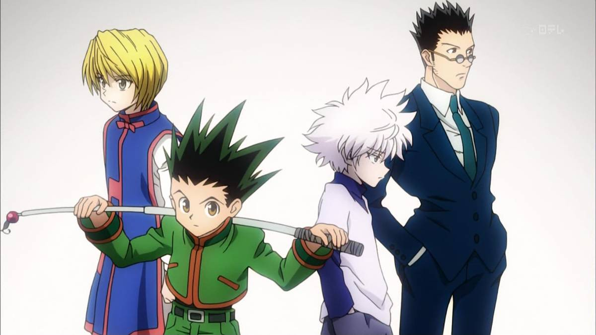 Why Hunter X Hunter 2011 May Be The Best Anime Ever
