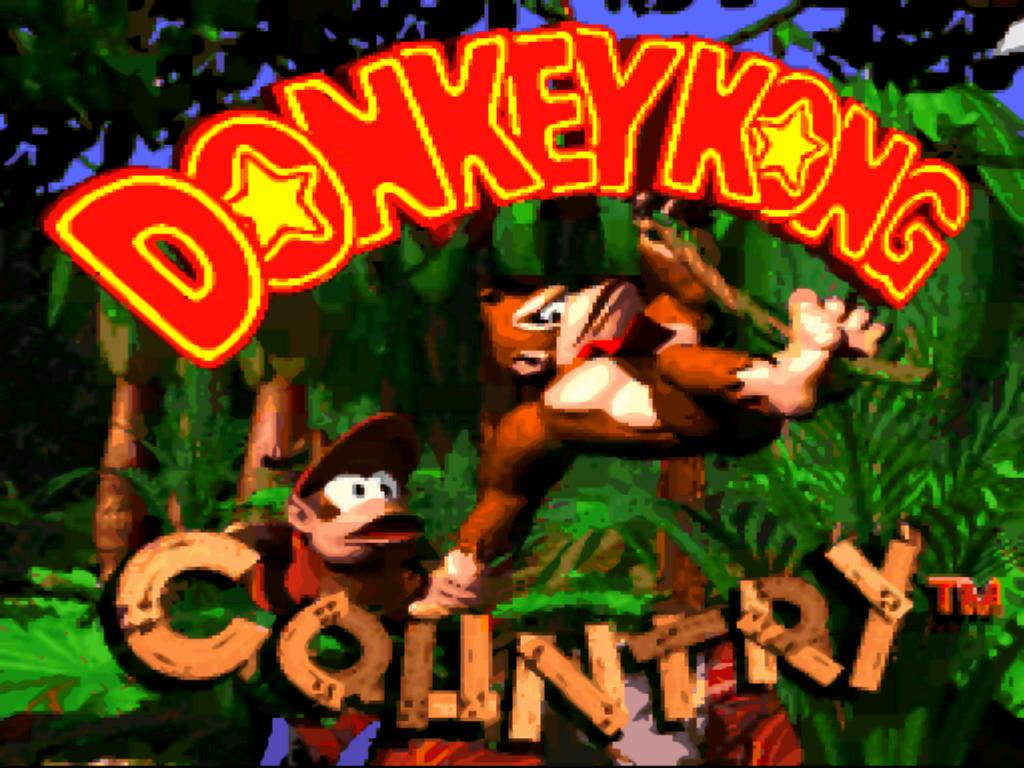 Donkey Kong Country 22 Years Later Cultured Vultures