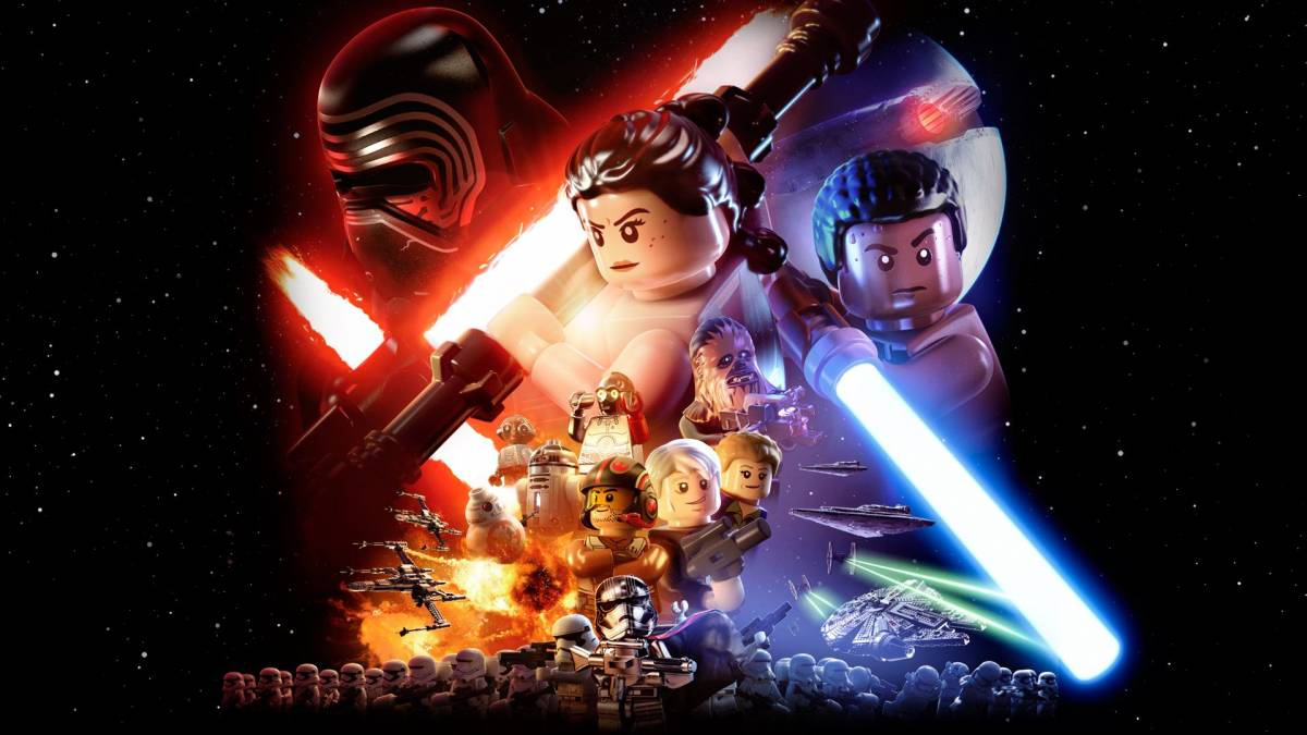 The Force Awakens lego