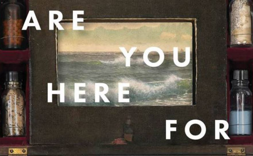 are you here book