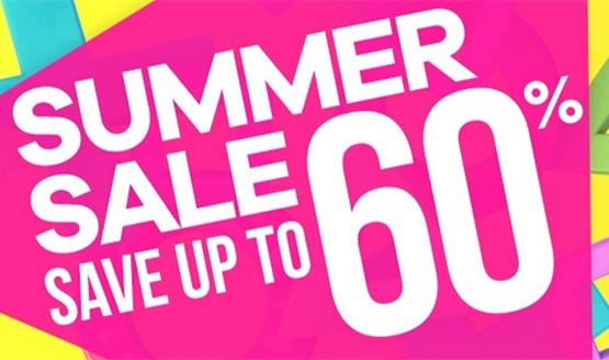 Playstation Plus Summer Sale