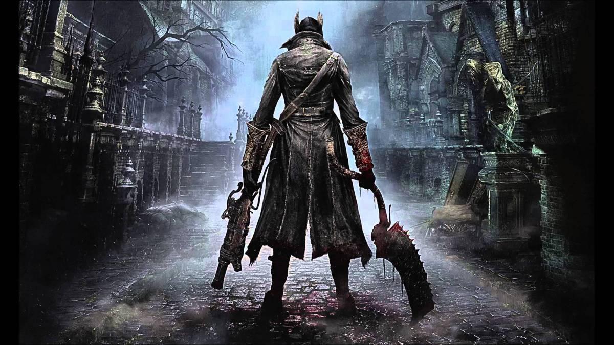 Bloodborne Hunter