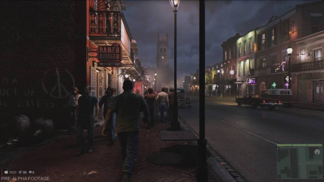 Mafia 3 gameplay