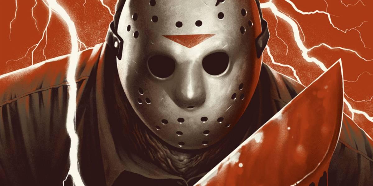 Jason Friday 13th 2017