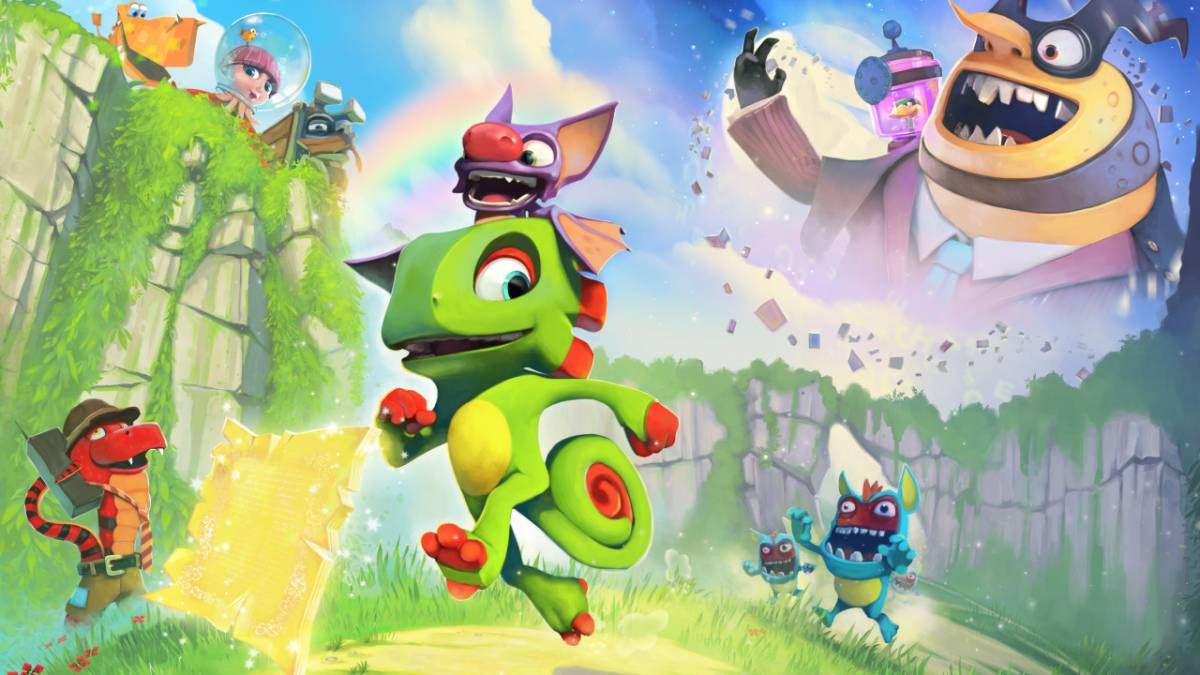 JonTron's Voice Acting Removed From Yooka-Laylee After