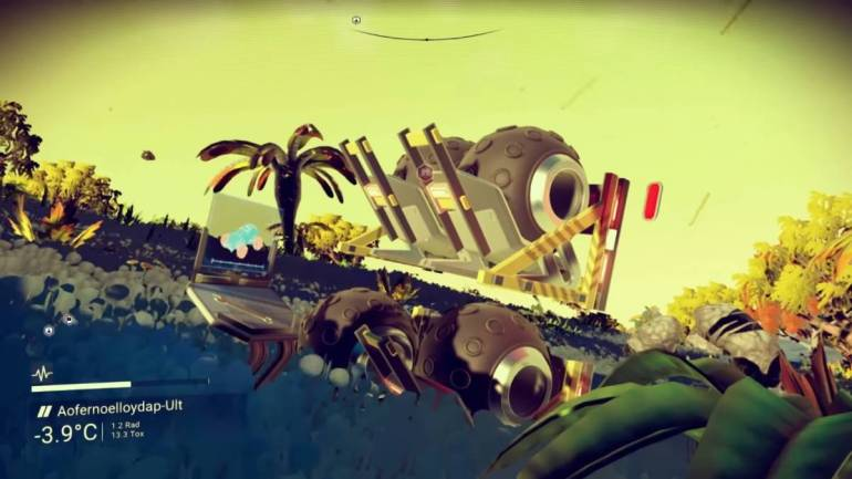 NMS buggy