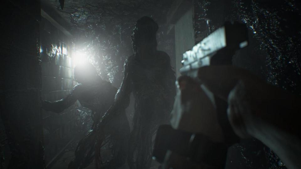 Resident Evil 7 Nightmare