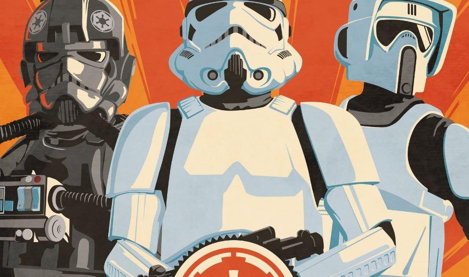 Star Wars Propaganda book