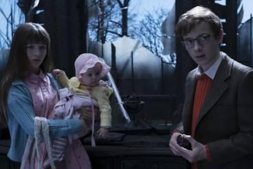 The Baudelaire children