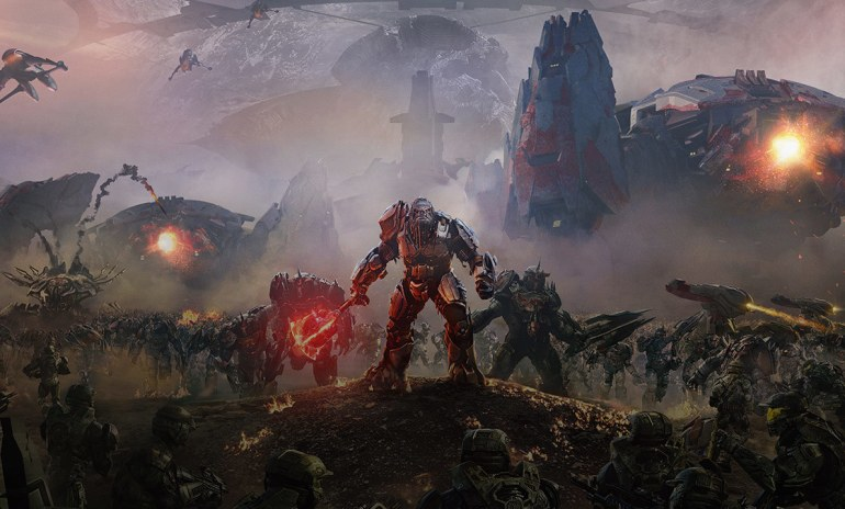 Unsure About Halo Wars 2? Try the Demo On Xbox One and PC