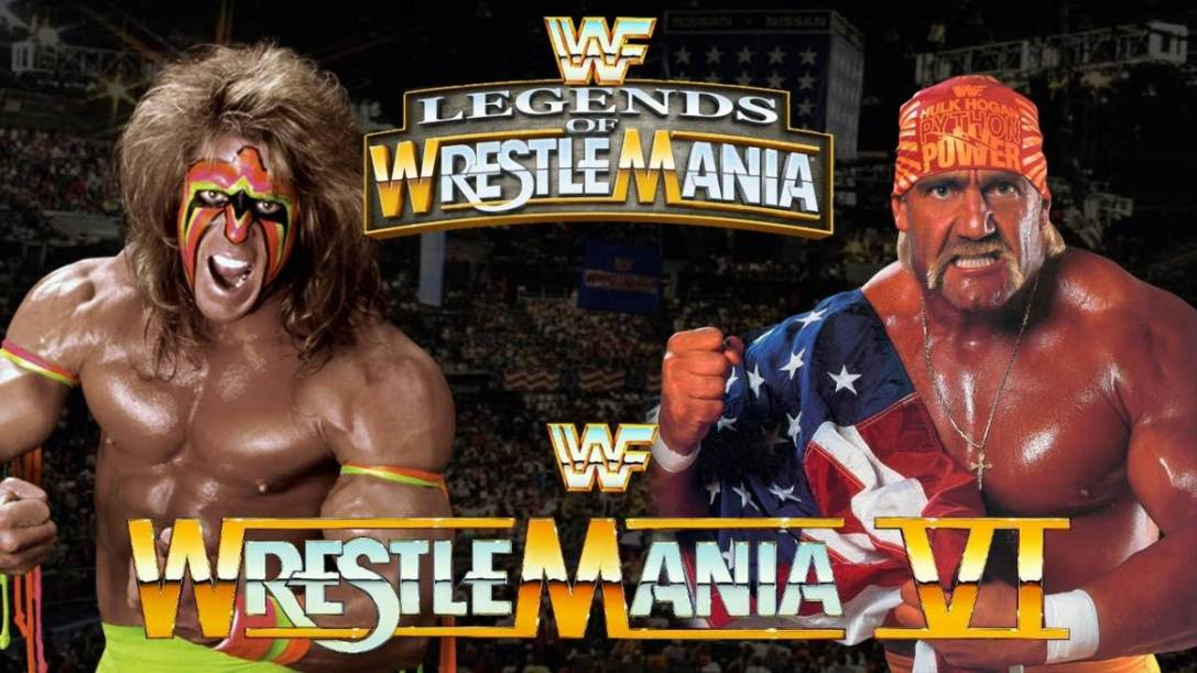 Hulk Hogan And The Ultimate Warrior: The Best Worst Match