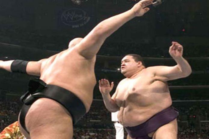 Big Show sumo