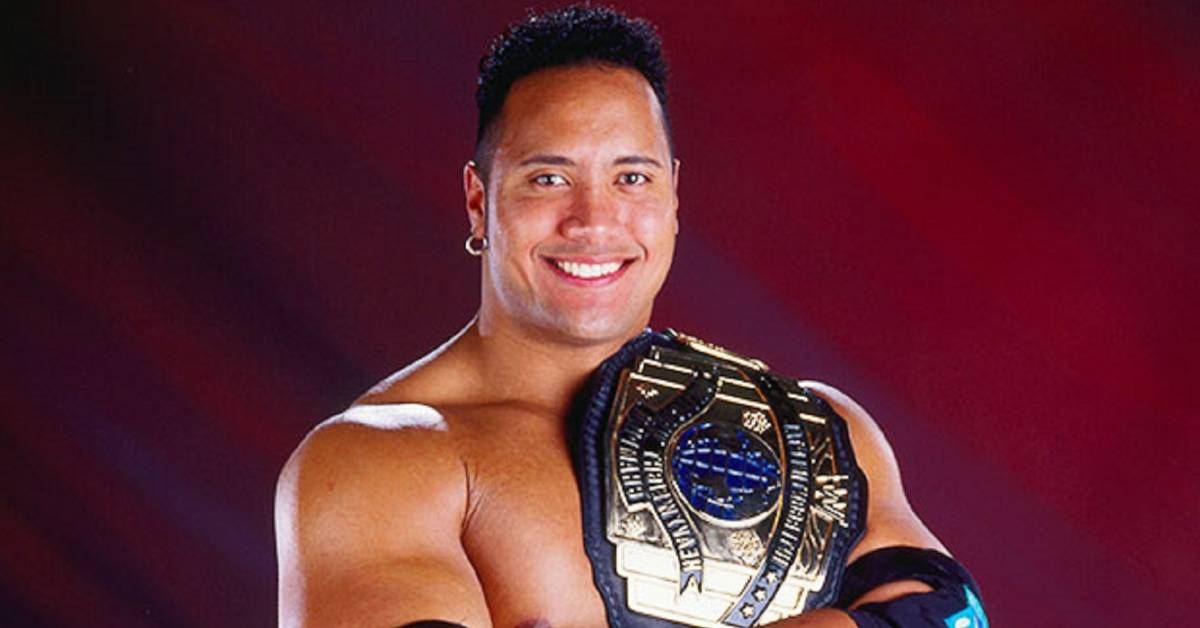 Rocky Maivia 11 Wrestlers Wh...