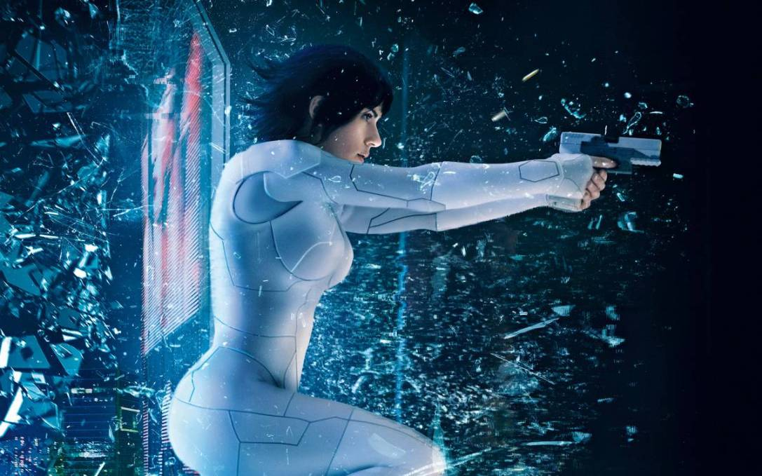 Ghost in the Shell Window Breach