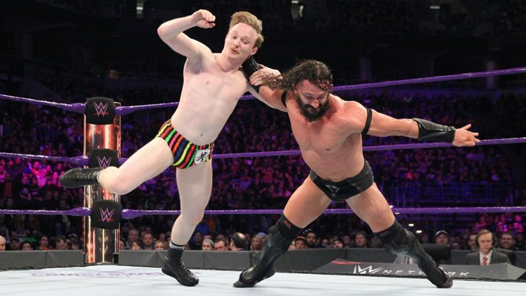 Neville and Jack Gallagher