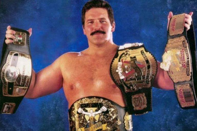 Dan Severn WWE