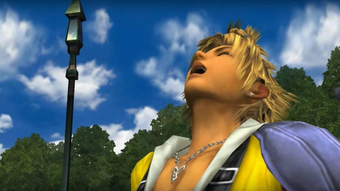 Final Fantasy 10 Tidus Laugh