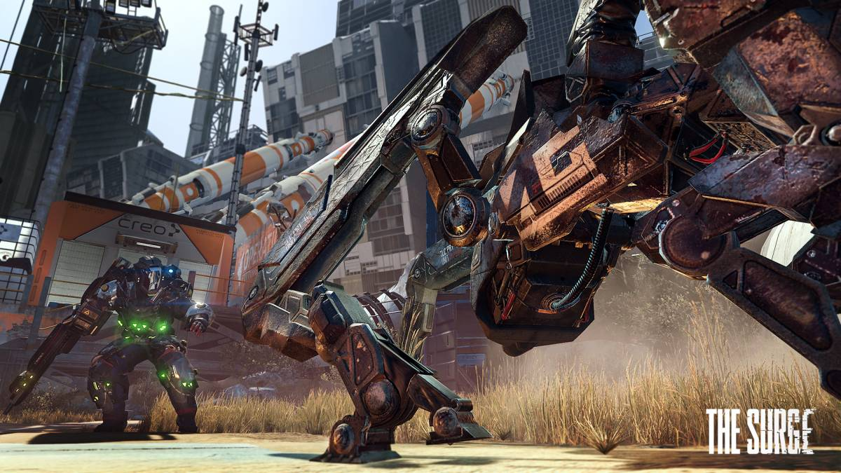 The Surge game ps4