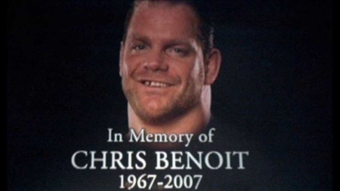 Benoit death