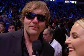 Dean Ambrose drunk