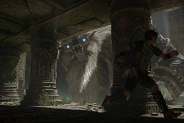 Shadow of the Colossus PS4 Remaster