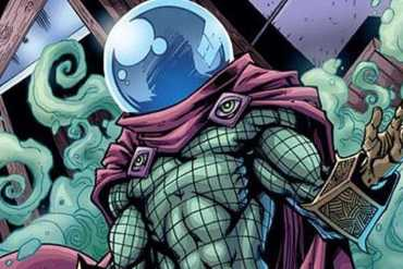 Spidey Mysterio