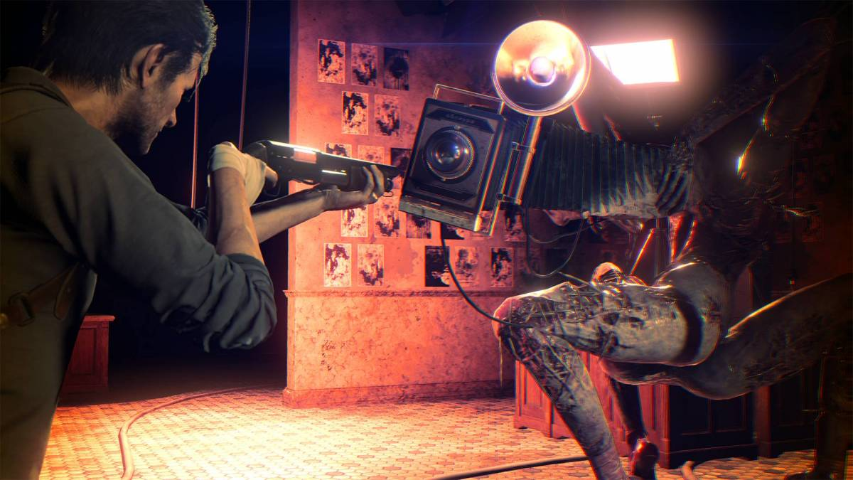 15 Best Xbox One Horror Games To Keep You Up At Night
