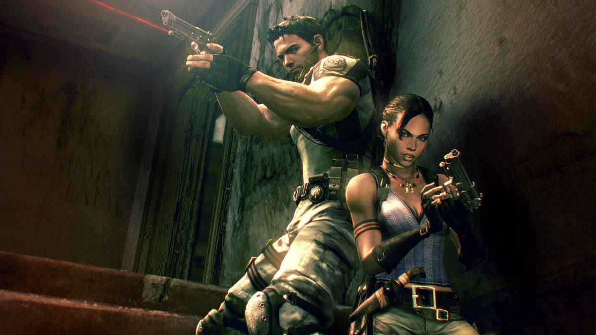 Games of Decades Past: Resident Evil 5 – Suck On This