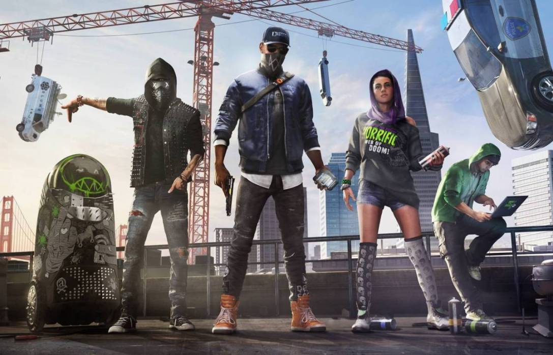 Watch Dogs 2 Crew