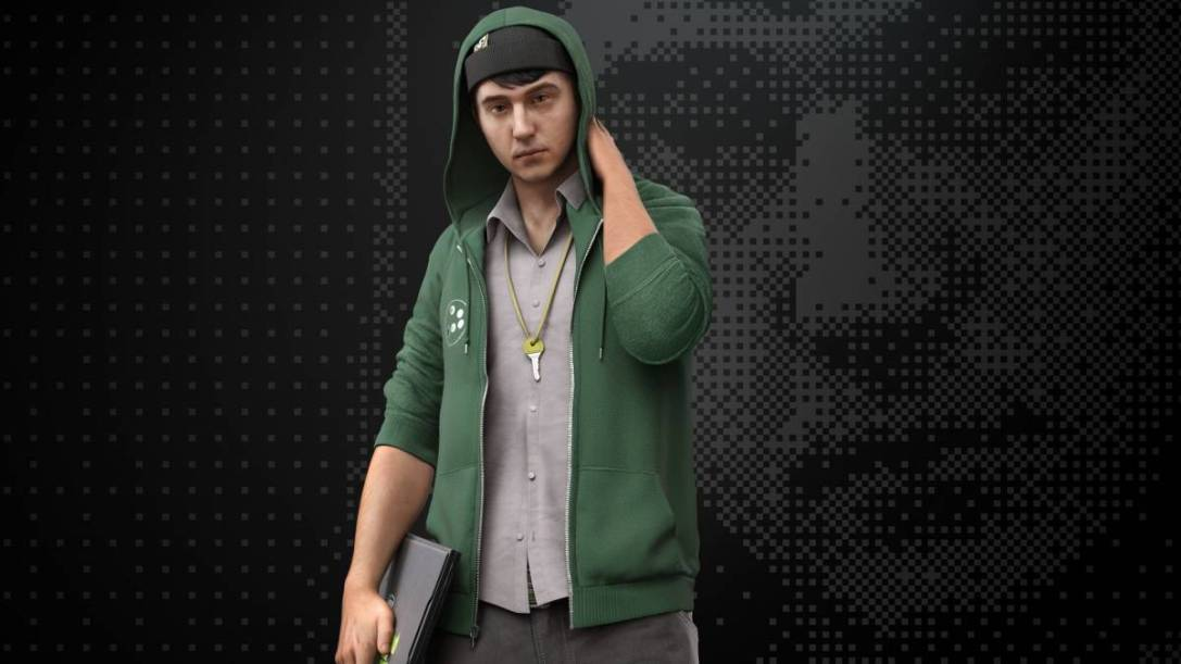 Watch Dogs 2 Josh