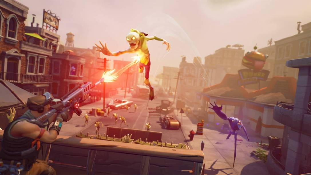 Fortnite Xbox One review 2