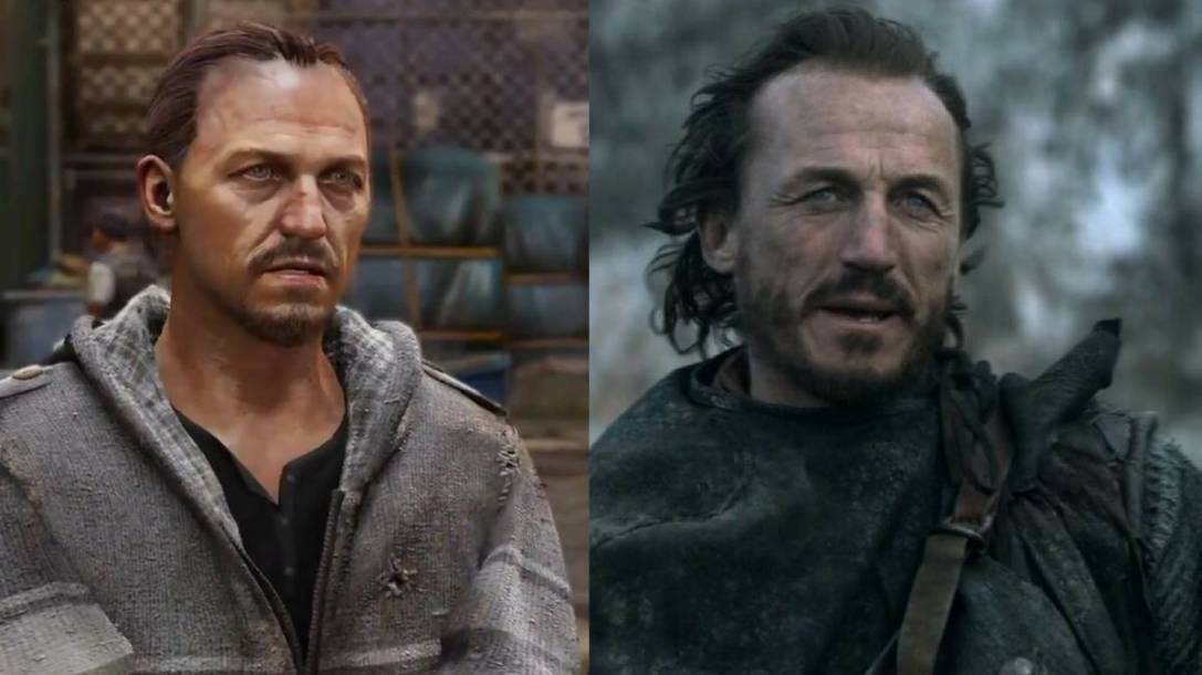 Jerome Flynn The Last of US